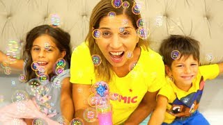 BRUSH YOUR TEETH - Official Kids Song by KLS