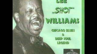 Lee Shot Williams - I Found A Love