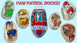 Learn Colors with Paw Patrol Turns into ROCKS! Can We Find the Pups & Ryder | Fizzy Fun Toys