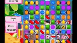 Candy Crush Saga Level 2518 - NO BOOSTERS