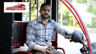 Speego Deluxe E Rickshaw - The King of Electric Vehicles