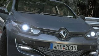 CGR Trailers - PROJECT CARS Renault Sport Trailer