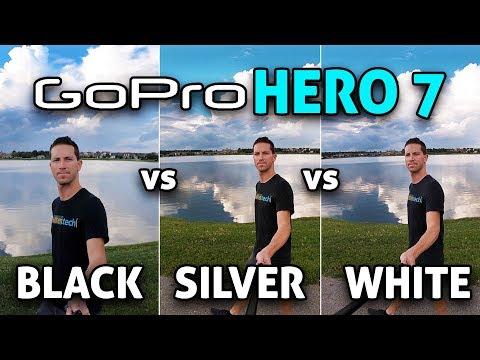 Xxx Mp4 GoPro HERO 7 Black Vs Silver Vs White 4K 3gp Sex