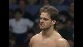 Chris Benoit vs Jeff Jarrett   |   Nitro  01/13/97