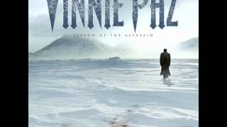 Vinnie Paz - Keep Moving On ft. Shara Worden (Lyrics)