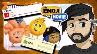 The Emoji Movie: I should have just lit 15 dollars on fire.