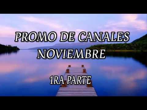 PROMO DE CANALES 1PARTE