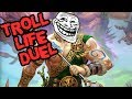 Download Video Download I SURVIVED THAT?! | CU CHULAINN (HP5) - Smite S5 Troll Ranked Duel Ep.45 3GP MP4 FLV