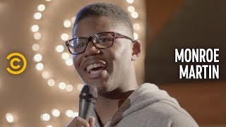 Eating an Edible Before a Date - Monroe Martin - Live @ the Apt