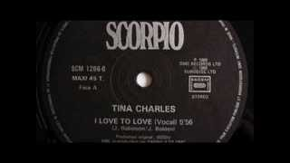 Tina Charles - I Love To Love (12'' Extended Mix)