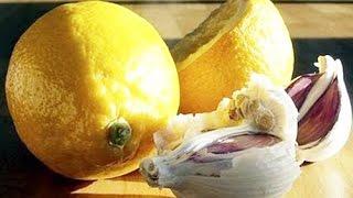 ماذا يحدث لك عند خلط الثوم والليمون معا فوائد عجيبة