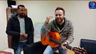 شاهد دويتو مصطفي قمر مع محمود الشرقاوي بالنوبي