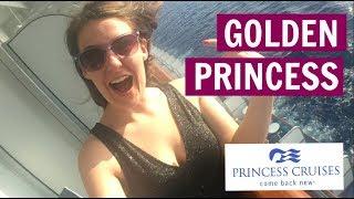 I got upgraded! Golden Princess, Asia Cruise VLOG 2. (2018)