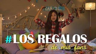 Karol Sevilla I #LosRegalosDeMisFans