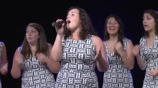 Cape Harmony 2016 - Walking On Sunshine by Katrina & The Waves