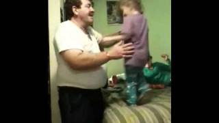 Guito Pansoncito and Julia Dancing
