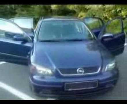 mein Opel Astra G zum Verkauf
