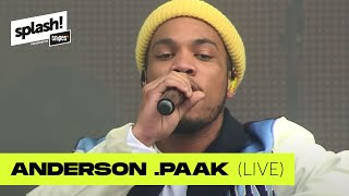 Anderson .Paak live @ splash! 19