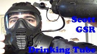 Scott GSR Drinking Tube system