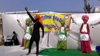 Mare rang de basanti chula by Gurjit Ramgharia