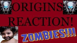"BO2: ZOMBIES ""Origins"" Trailer Reaction"