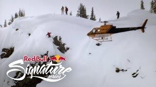 Red Bull Signature Series - Cold Rush 2012 FULL TV EPISODE 4