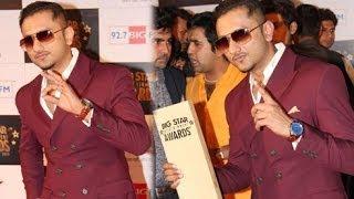 Big Star Awards 2013 | Yo Yo Honey Singh Wins Best Singer Male Award