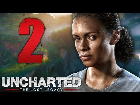 UNCHARTED: L'Eredità Perduta [Walkthrough Gameplay ITA HD - PARTE 2] - NADINE E CHLOE