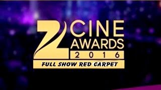 Zee Cine Awards 2016 Full Show | Bollywood Awards Show 2016 Full Show - Red Carpet