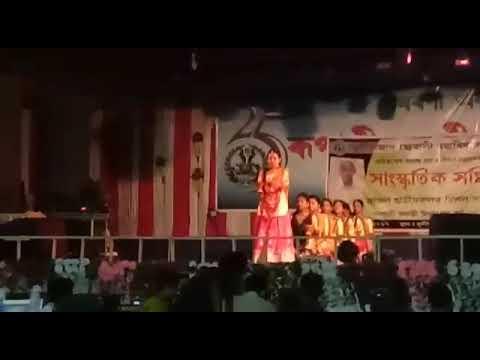 Silver jublee of Duliajan Girls college.