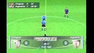 fifa 98 classics mode1930 final
