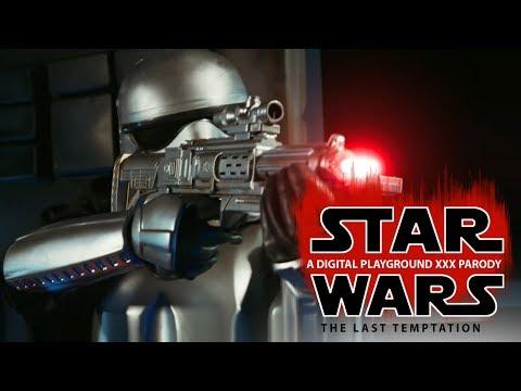 Digital Playground Presents: Star Wars: The Last Temptation A XXX Parody (OFFICIAL TRAILER)