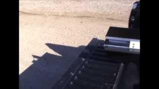 1200 lb. thrust PVC Kno3/Sugar rocket