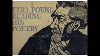 """Ezra Pound reading """"Hugh Sewlyn Mauberly (Contacts and Life)"""""""
