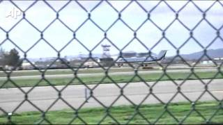 Raw Video: Whitney Houston Body Flown From L.A. to N.J.
