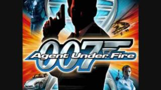 Agent Under Fire Soundtrack - Forbidden Depths