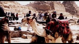 Пирамиды плато Гиза в Каире