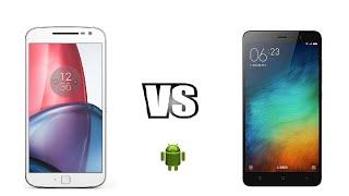 Motorola Moto G4 Plus vs Xiaomi Redmi Note 3   Quick Specs Comparison