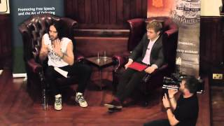 Russell Brand | The Cambridge Union