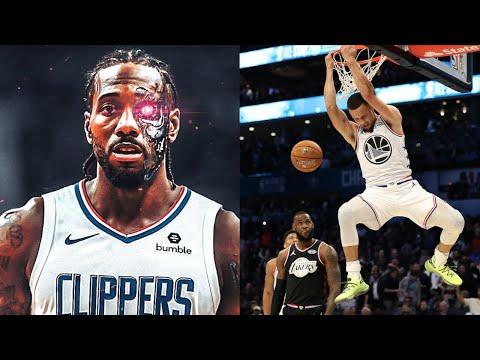 NBA Glitched MOMENTS