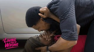 Travis Hides in the Trunk of Kelly's Car | Tyler Perry's If Loving You Is Wrong | OWN