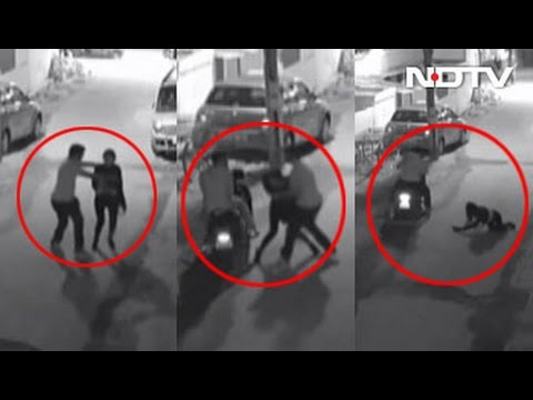 Video Shows Bengaluru Woman Molested, Thrown To Ground. People Watched