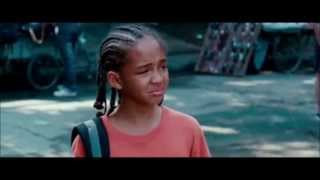 The Karate Kid 2010: I want to go home