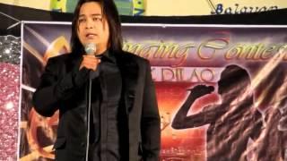 Andrea Bocelli - The Prayer (cover by Eric Sanchez (Boyet Onte -TNT Champion)