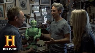 American Pickers: The Great Garloo | History