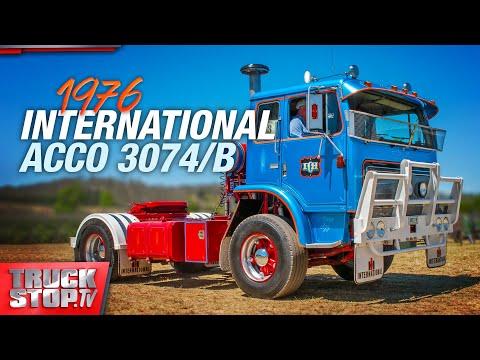 1976 International ACCO 3074/B (3070) Prime Mover - TRUCKSTOP TV