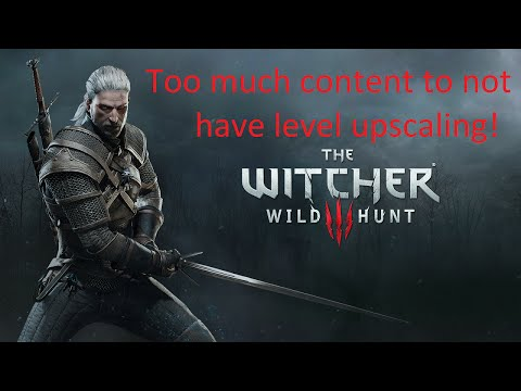 The Witcher 3 s Biggest Problem