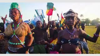 Marie Fac ft  Chubby Asa    Unite Africa Official Video 2017 1080p FI