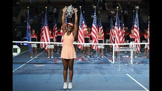 Sloane Stephens amazed at her display vs Madison Keys in US Open final