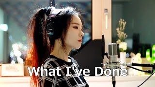 Linkin Park - What I've Done ( cover by J.Fla)
